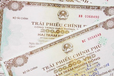 11.3 trillion VND mobilised from Government bonds hinh anh 1