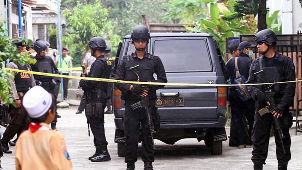 Indonesia downplays Australia's warning on terror threat hinh anh 1