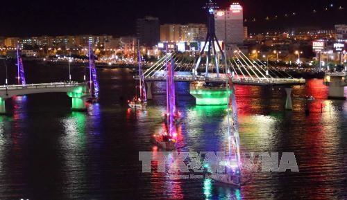Clipper sailing boats show in Da Nang city hinh anh 1