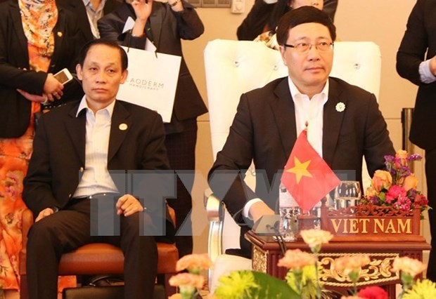 Vietnam supports ASEAN's cooperation priorities hinh anh 1