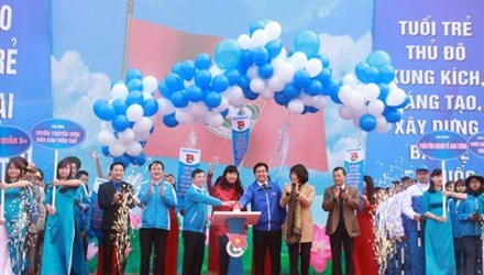 Youth prove role in community building hinh anh 1