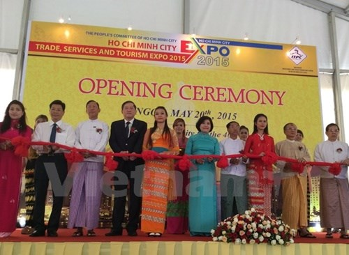 Vietnamese goods to be displayed at Myanmar fair hinh anh 1