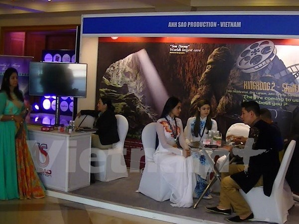 Vietnam takes part in filming locations show in India hinh anh 1