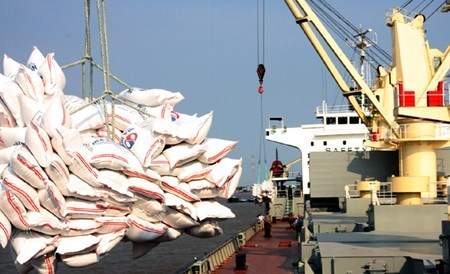 Vietnam exports over 1mln tonnes of rice in two months hinh anh 1