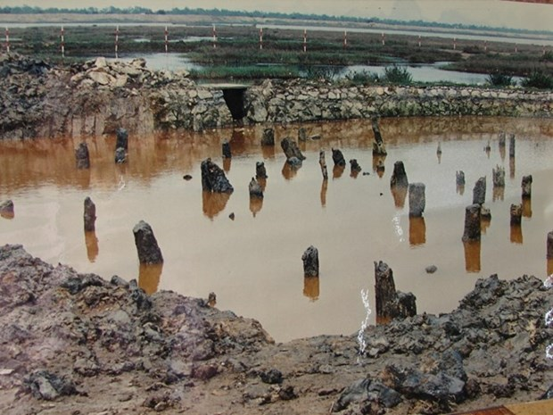 New project to preserve Bach Dang Victory site in Quang Ninh hinh anh 1