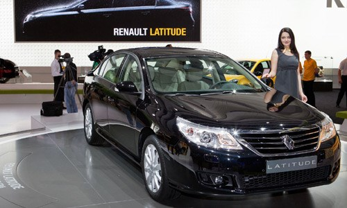 Renault Russia starts to export cars to Vietnam hinh anh 1