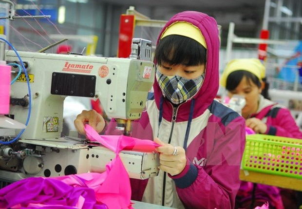 Financial Times: TPP may help Vietnam sew up clothing exports hinh anh 1