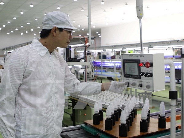 Vietnam's FDI inflow surges at start of year hinh anh 1