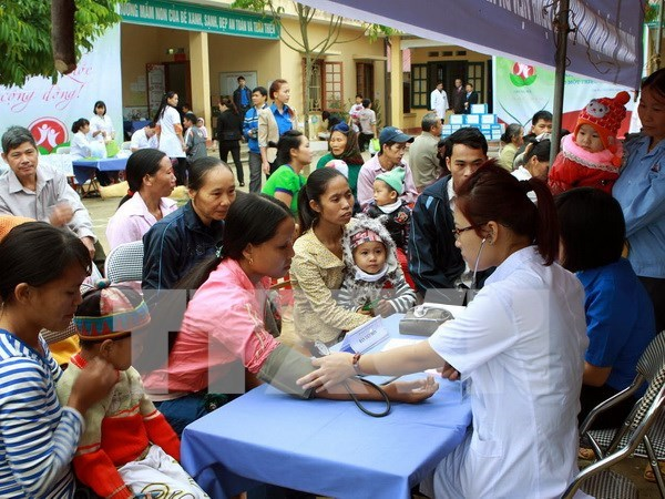 New project to provide free healthcare hinh anh 1