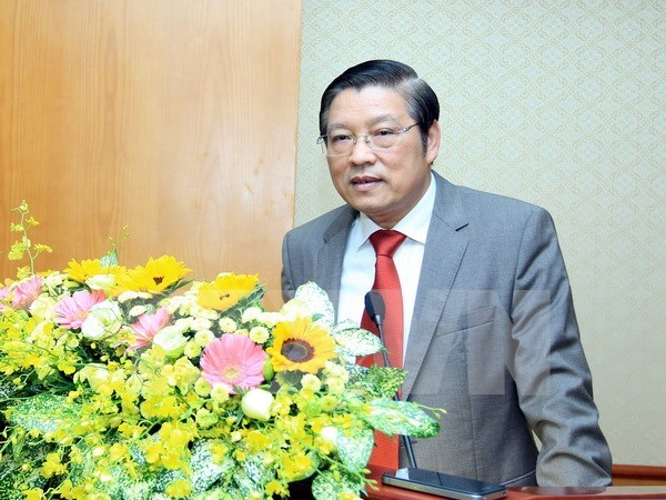 Phan Dinh Trac chairs Party's Commission for Internal Affairs hinh anh 1