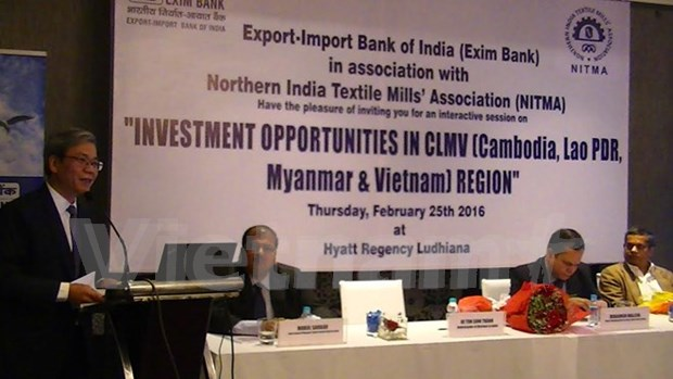 Vietnam calls for investment from Indian apparel mills hinh anh 1