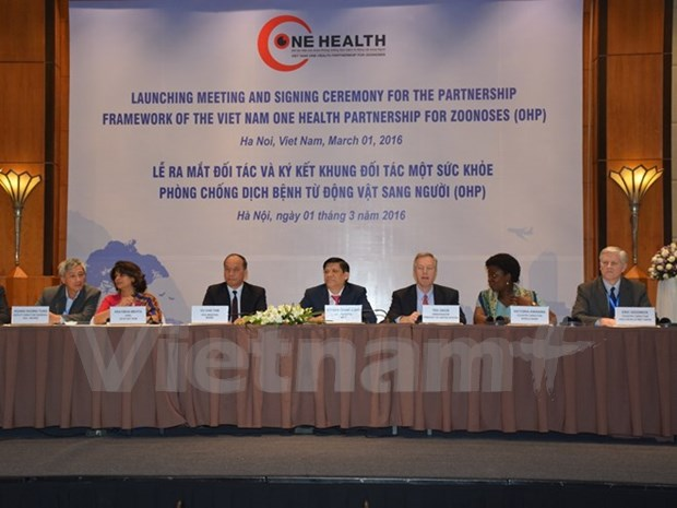 Mechanism boosts links in infectious disease prevention hinh anh 1