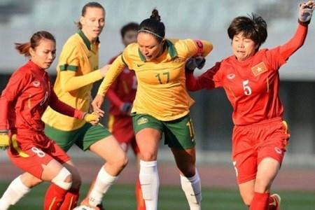 Australia thump Vietnam 9-0 in Japan hinh anh 1