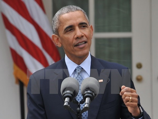US President confirms Vietnam visit in May hinh anh 1
