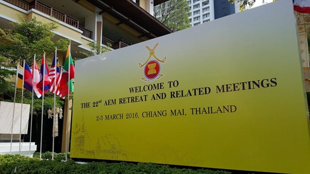 ASEAN to reinforce regional, inter-regional economic connectivity hinh anh 1