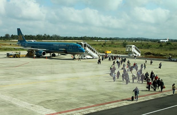 Vietnam Airlines offers ticket, accommodation discounts hinh anh 1