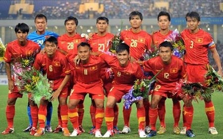 Vietnam remains 146th in FIFA world ranking hinh anh 1