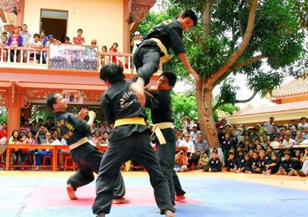World Vietnamese martial arts in HCM City hinh anh 1