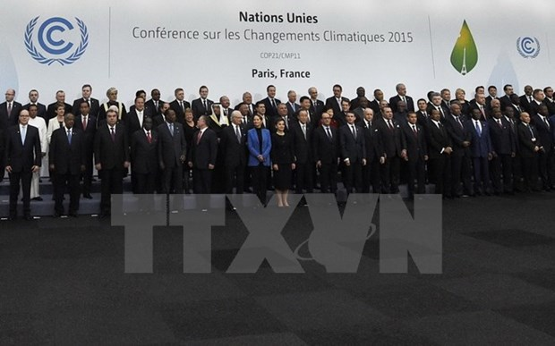 Vietnam prepares for realising Paris agreement on climate change hinh anh 1