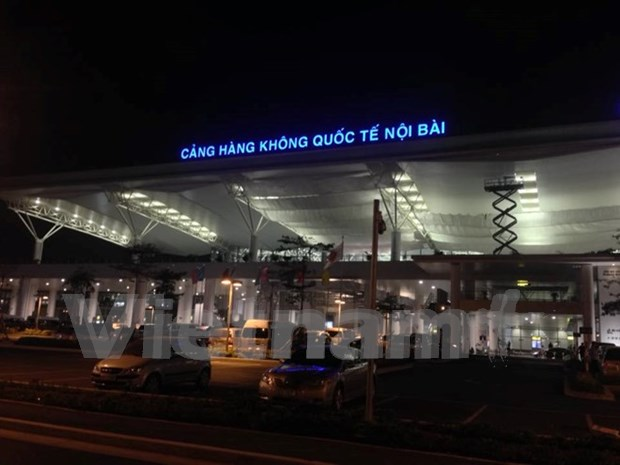Two Thai passengers arrested at Noi Bai airport hinh anh 1