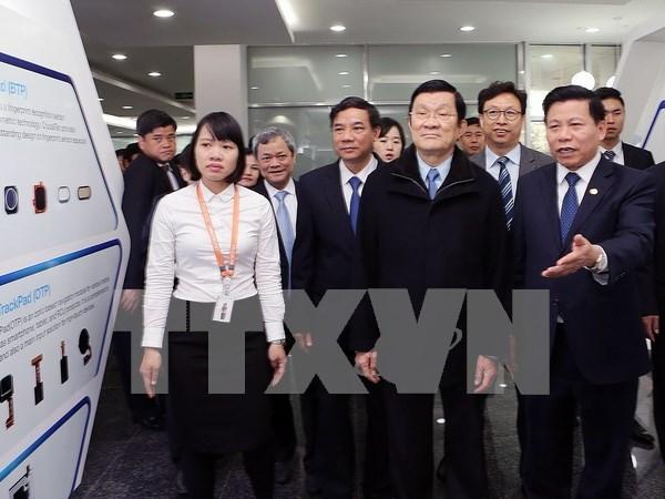 President: Bac Ninh needs to balance agro-industrial development hinh anh 1