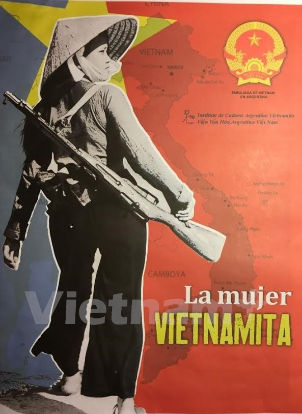 Argentina publisher issues publication on Vietnamese women hinh anh 1
