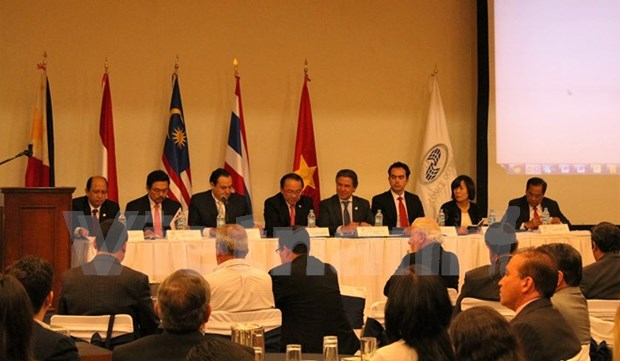 ASEAN promotes trade ties with Mexican states hinh anh 1