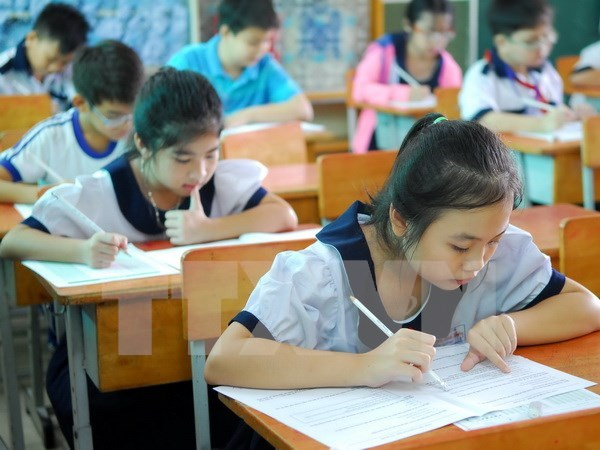 Vietnam to host Int'l Kangaroo math contest hinh anh 1