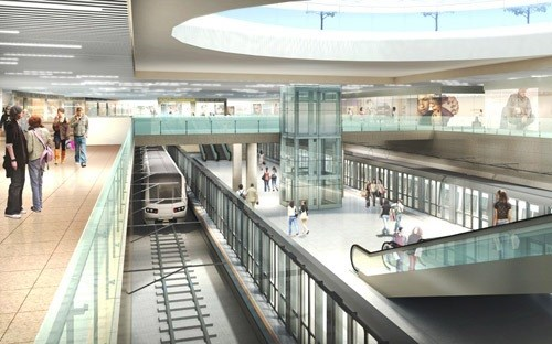 HCM City scrutinises building plan for underground trade centre hinh anh 1