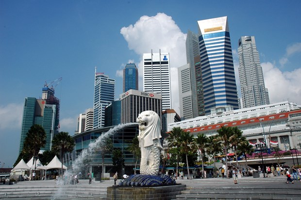 Singapore: world's most expensive city for third year hinh anh 1