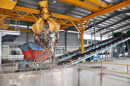 Finland helps waste treatment in Binh Duong hinh anh 1