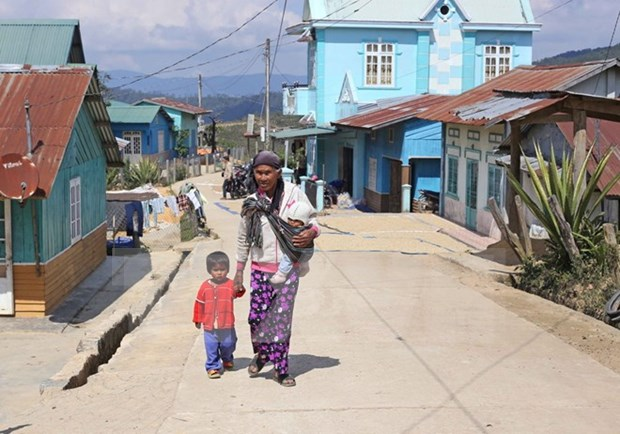 Northwestern mountainous region records highest household poverty rate hinh anh 1