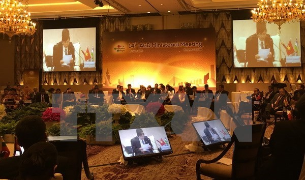 Asia Cooperation Dialogue Ministerial Meeting takes place in Thailand hinh anh 1