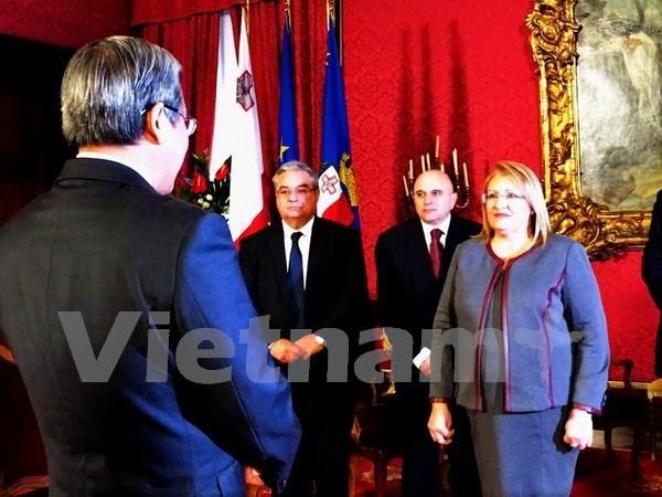 Vietnam, Malta ratchet up cooperation hinh anh 1