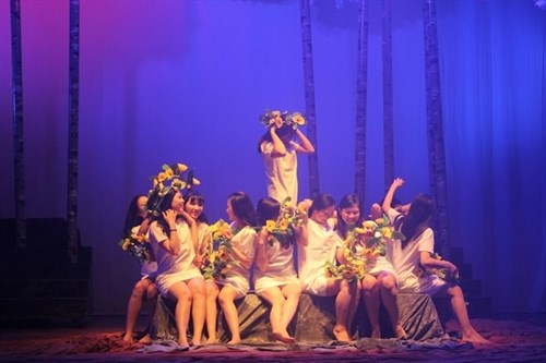 Military Theatre set to stage Russian drama hinh anh 1