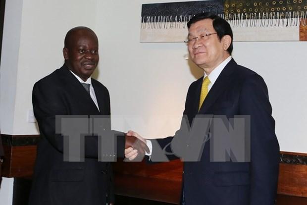 Vietnam, Tanzania target stronger legislative ties hinh anh 1