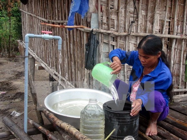 Preparations for building clean water system in Mekong Delta approved hinh anh 1