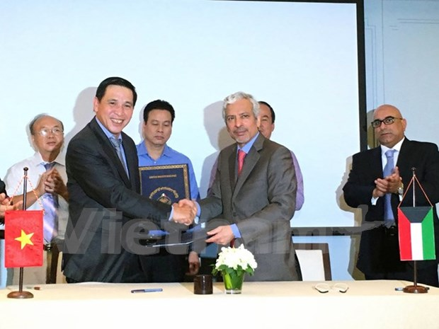 Vietnam, Kuwait agree loans for medical equipment project in An Giang hinh anh 1