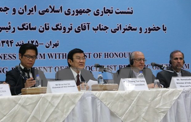 Vietnam, Iran need new leverage to optimise economic potential hinh anh 1