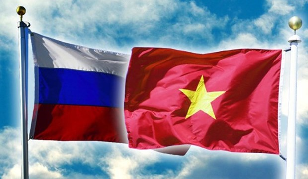 Defence Minister hosts Secretary of Russia's Security Council hinh anh 1