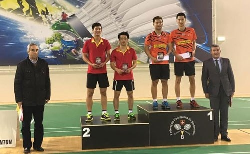 Vietnam win two silver medals at Portuguese Championship hinh anh 1
