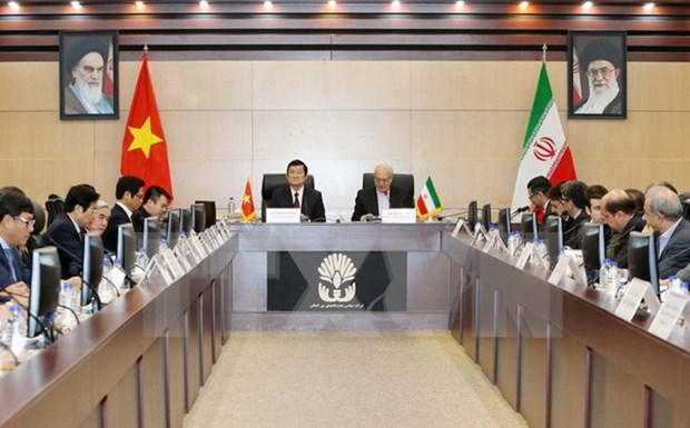 New momentum for relations with Tanzania, Mozambique, Iran hinh anh 1