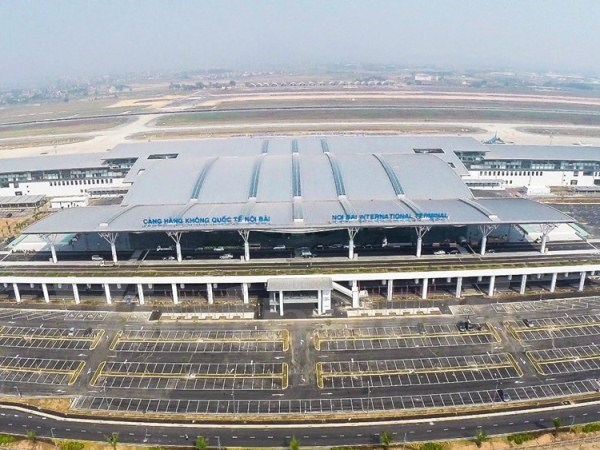 Noi Bai voted as world's most improved airport hinh anh 1