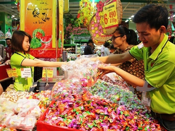 FMCG continues recovery with 5.7 pct growth in Q4 2015 hinh anh 1