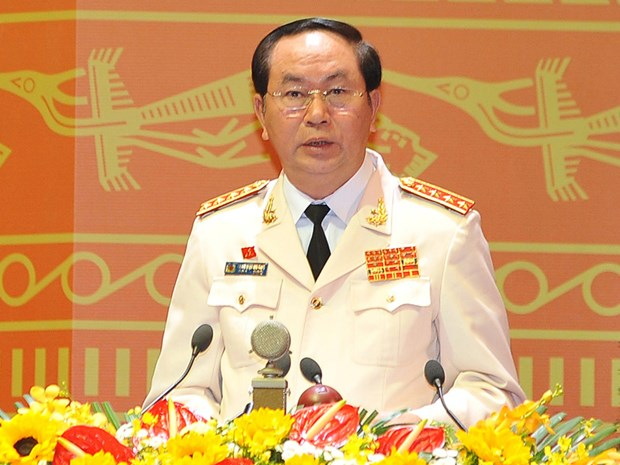 Vietnam, Russia enhance ties in fighting crime hinh anh 1