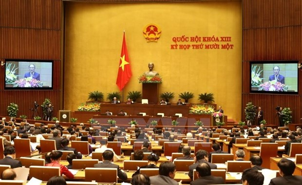 Voters send 3,794 ideas to National Assembly hinh anh 1