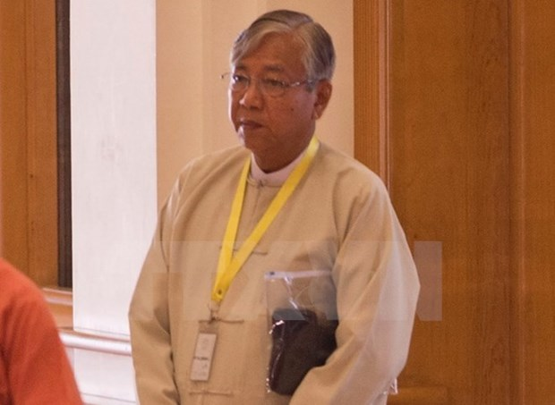 Myanmar parliament approves government formation proposal hinh anh 1