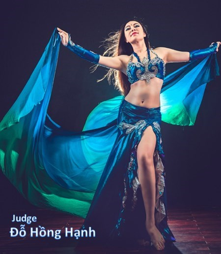 Hanoi to host Unlimited Belly Dance Competition hinh anh 1
