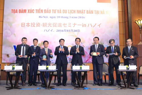 Hanoi steps up measures to attract Japanese investment hinh anh 1