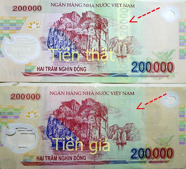 Counterfeit money on rise hinh anh 1